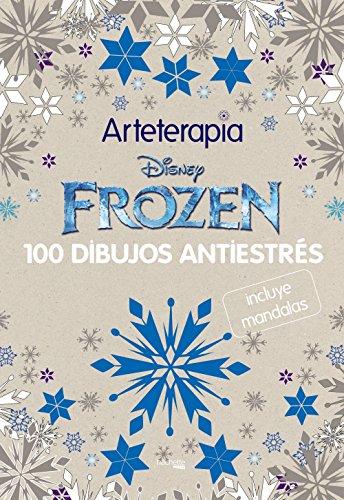 Arteterapia Frozen (Hachette Heroes - Disney - Arteterapia)