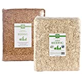Small Pet Select Paper and Aspen Bedding Combo, 112L