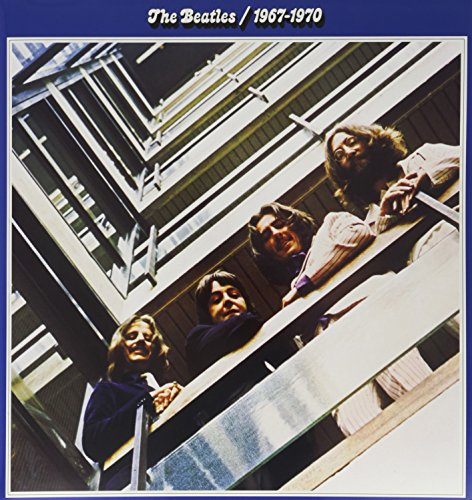 1967-1970 [Blue Album] [Vinyl LP]