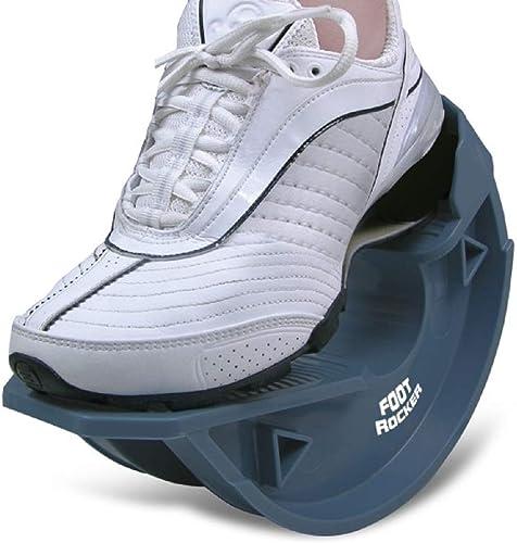 North American Healthcare Foot Rocker Blue -Optimal Foot Position for Flexibility, Plantar Fasciitis, Achilles tendon...