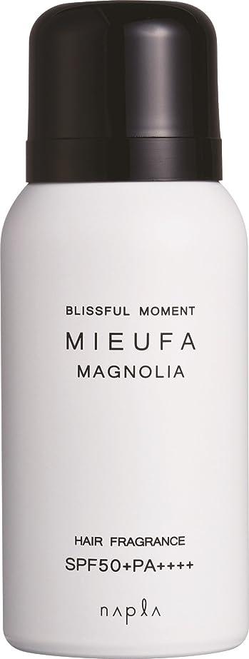 詳細な表向き薄いですナプラ ミーファ フレグランスUVスプレー マグノリア 80g