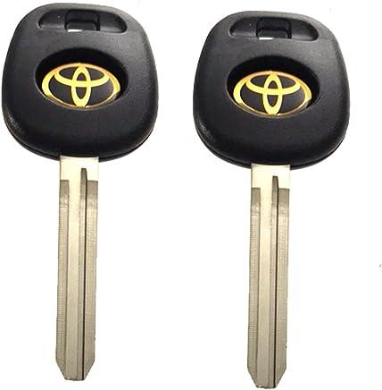 ihave BLANK KEY for Toyota Tacoma Tundra Camry Celica Corolla RAV4 Matrix Supra Yaris no chip
