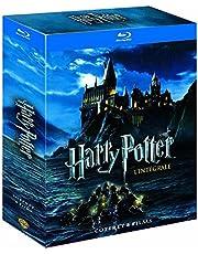 Harry Potter - l'Intégrale des 8 Films - Le monde des Sorciers de J.K. Rowling - Coffret Blu-Ray