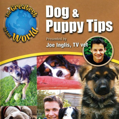 Dog & Puppy Tips audiobook cover art