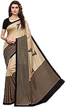 Traditional Fashion Women's Kanchipuram Silk Saree With Blouse Piece