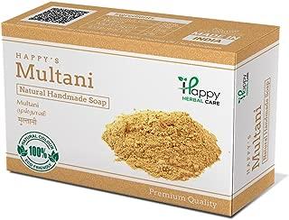Happy Herbal Care Multani Natural Soap 75G