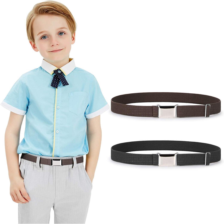 Kids Toddler Belt Elastic Stretch Adjustable Belt for Boys and...