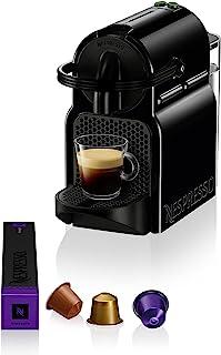 NESPRESSO Inissia D40 Black Coffee Machine