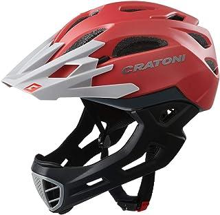 Cratoni C-Maniac - Casco Integrale da Ciclismo BMX Freeride Downhill