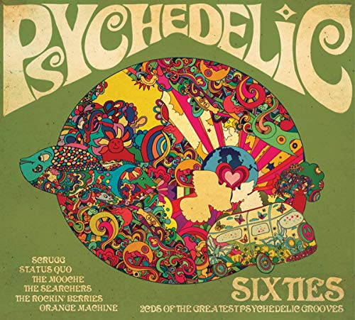 Psychedelic Sixties