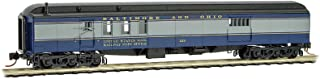 Micro-Trains Baltimore & Ohio 70' Heavyweight Mail Baggage Car #229