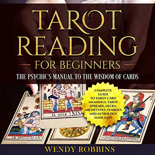 Couverture de Tarot Reading for Beginners