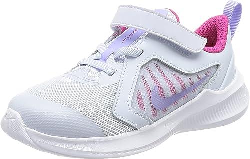 Nike Downshifter 10 (PSV), Road Running Shoe Garçon Mixte Enfant