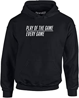 Brand88 - Play of The Game, Kids Hoodie