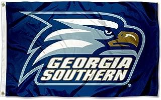 Georgia Southern Eagles GSU University Large College Flag