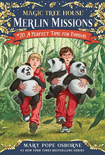 A Perfect Time for Pandas (Magic Tree House (R) Merlin Mission)の詳細を見る