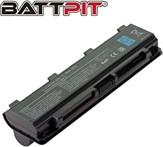 Battpit™ Laptop/Notebook Battery Replacement for Toshiba Satellite L855-S5186 (6600 mAh / 71Wh)