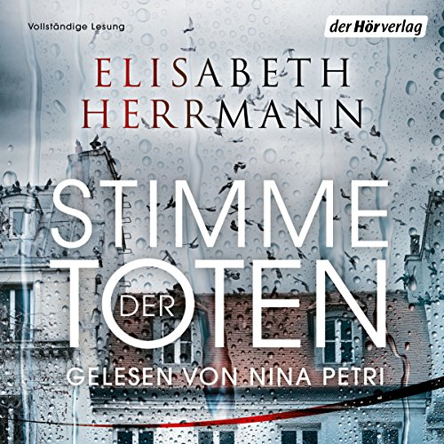 Stimme der Toten audiobook cover art