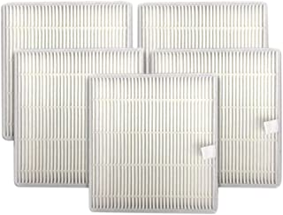 Baulody 5PC Filter Screen Replacement Accessories for Ilife V80 V8s Robot Sweeper (White)