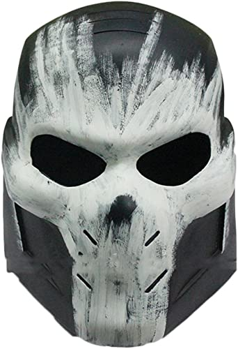 comprar nuevo barato Nihiug Nihiug Nihiug Capitán América 3 Guerra Civil Crossbones Helm Mask Casco Cos Mask Halloween Helmet Props,Crossbones-OneTalla  diseños exclusivos