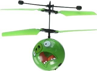 Rovio Angry Birds Movie The Pigs IR UFO Ball Helicopter Angry Birds Movie The Pigs IR UFO Ball Helicopter