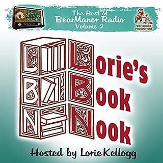 Couverture de Lorie's Book Nook, with Lorie Kellogg