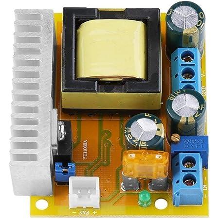高電圧DC-DC 8-32V昇圧コンバータ12V~±45V-390V ZVS昇圧モジュールコンデンサ充電