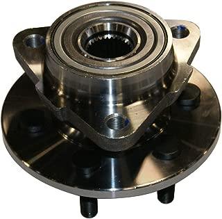 GMB 720-0019 Wheel Bearing Hub Assembly