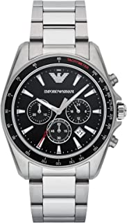 Emporio Armani Casual Watch For Men Analog Stainless Steel - AR6098