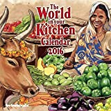 The World in Your Kitchen Calendar 2016