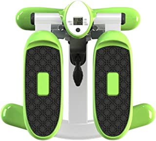 Step machines Steppers, Left And Right Twist Stepper Home Trainer Mini Exercise Stepper Aerobic Endurance Training  for Be...