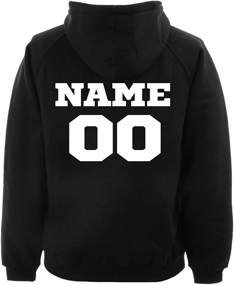 Interstate Apparel Men's Personalized We OFFer at Ranking TOP1 cheap prices Black Sports Athletic Team