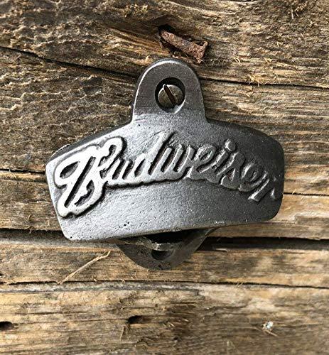 Surtido Collections - Abridor de botellas de hierro fundido para montar en la pared, alta calidad