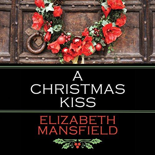 A Christmas Kiss audiobook cover art