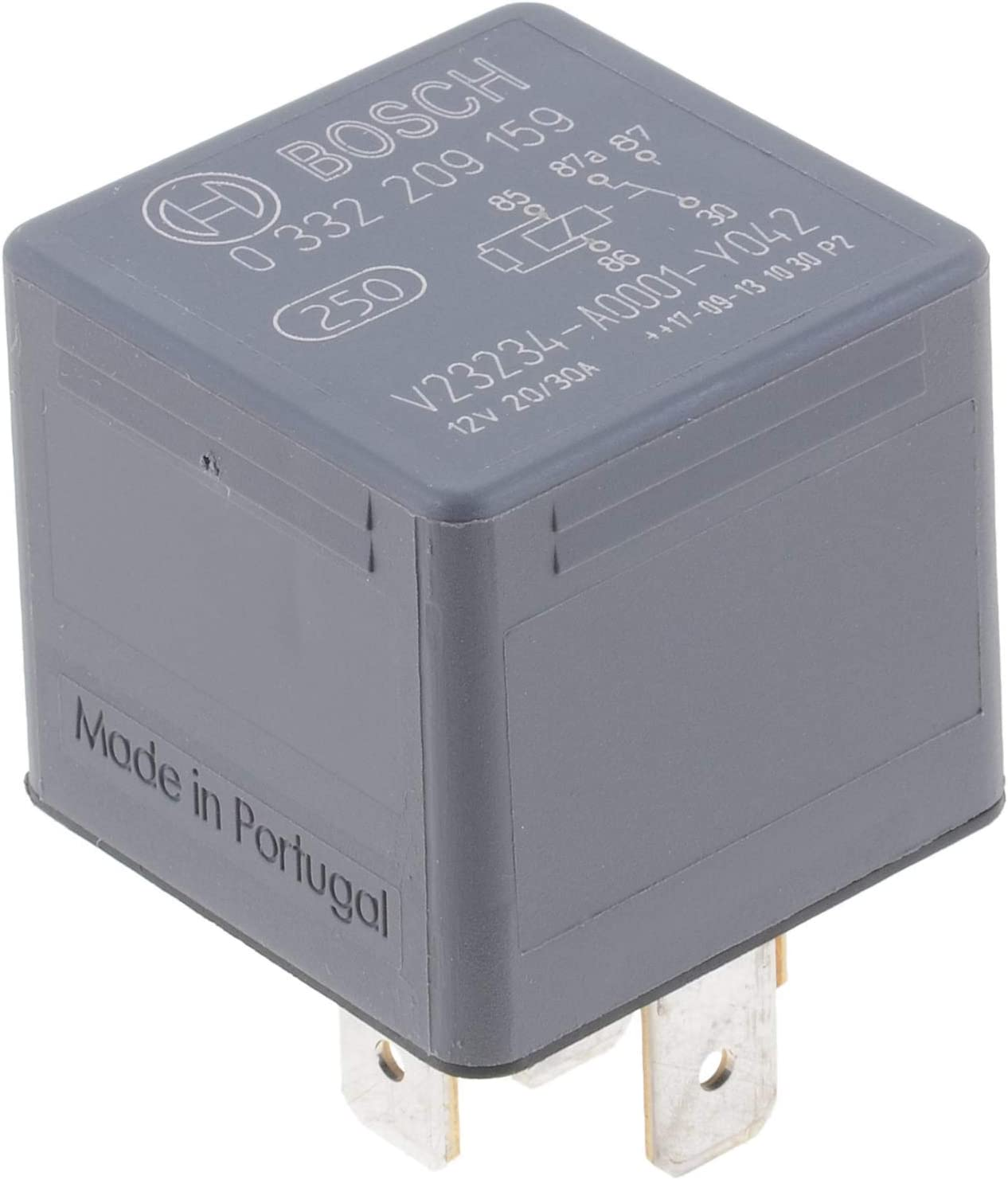 Bosch Automotive 5 Pins 12 V 0332209159 A Changeover Special Don't miss the campaign price for a limited time 30 Mi 20