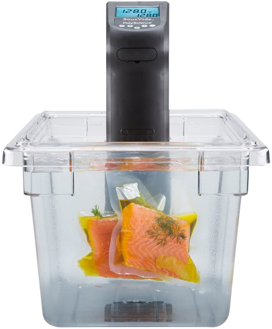 PolyScience Creative Series Immersion Circulator products are both made from high-quality materials and ensure quality