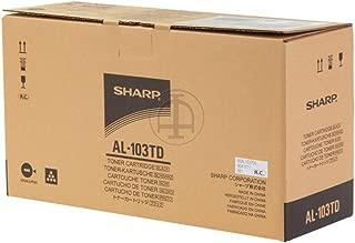 Genuine originale Cartuccia Toner Sharp AL-161TD AL-1611 AL-1622 AL-1644