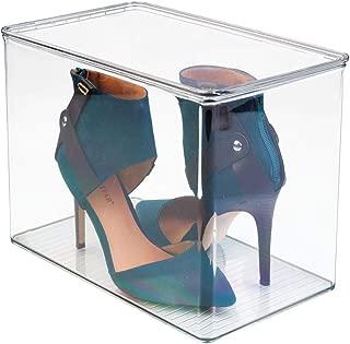 5 sided clear acrylic box custom size