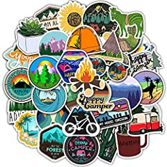 50 Unique Funny Stickers: There are 50 different Trendy cute cartoon theme stickers in each pack. a best gift for your kids, girls, friends, lovers to DIY decoration.Compliments and good mood are guarantee. Personalize All Your Stuff: Perfect to pers...