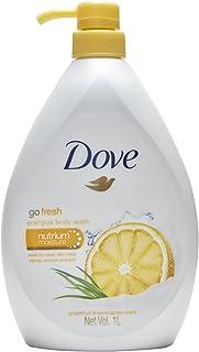 Dove Go Fresh Energize Body Wash (GRAPEFRUIT & LEMONGRASS SCENT)