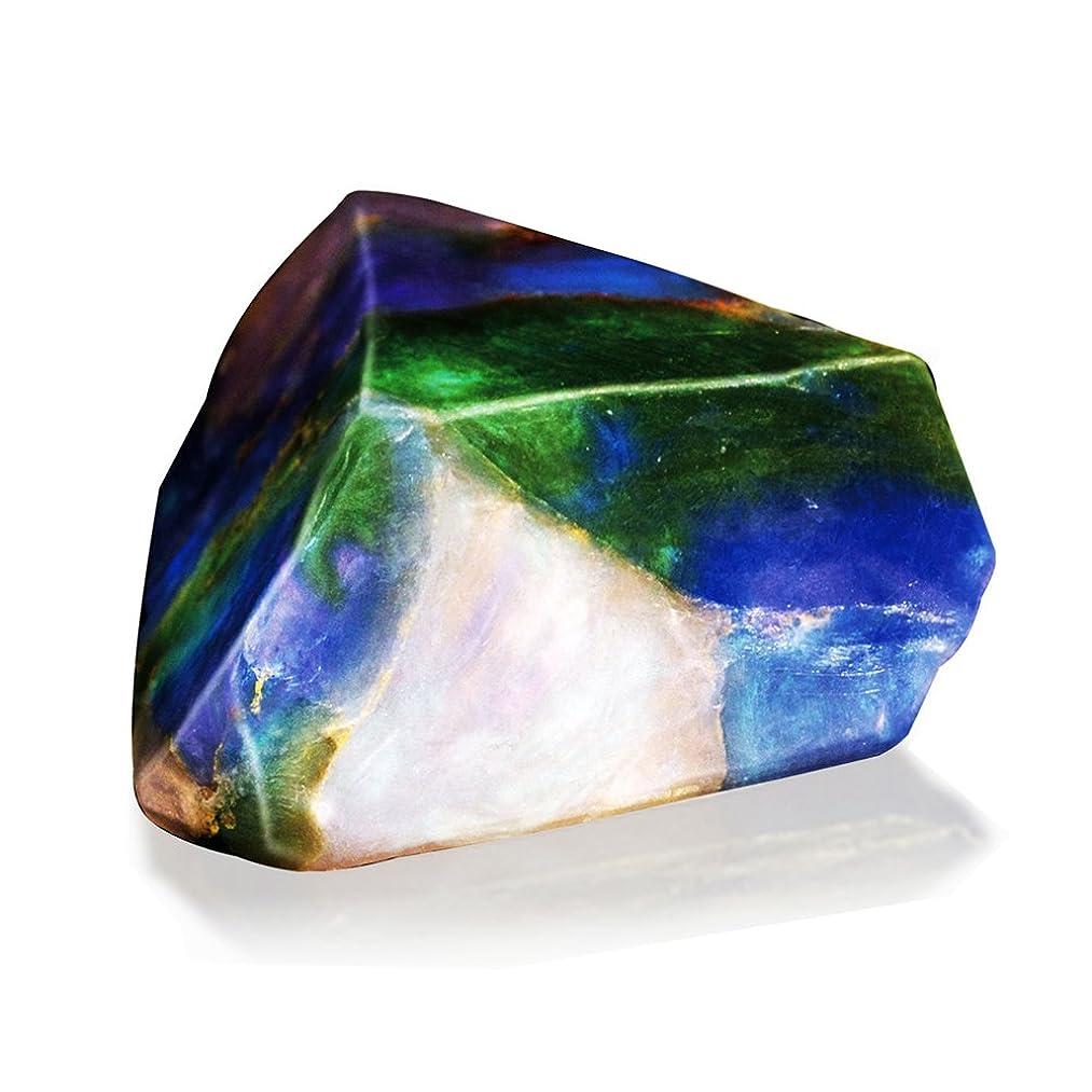 神の最悪連隊Savons Gemme サボンジェム 世界で一番美しい宝石石鹸 フレグランス ソープ オパール ミニ 114g