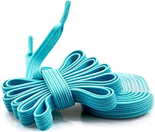 No Tie Shoelace Elastic shoelace stretch shoe strings One Size Fits All Adult and Kids
