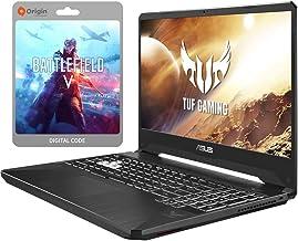 "$1208 » ASUS TUF Gaming VR Ready Laptop 15.6"" 120Hz FHD IPS-Type, GeForce RTX 2060, Ryzen 5-3550H up to 3.70 GHz, 32GB RAM, 1TB SSD+1TB HDD, RGB KB, RJ-45 LAN, HDMI 2.0, Battlefield V, Win 10"