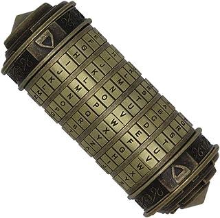 Optimal Shop Da Vinci Code Mini Cryptex Valentine's Day Interesting Creative Romantic Birthday Gifts for Her