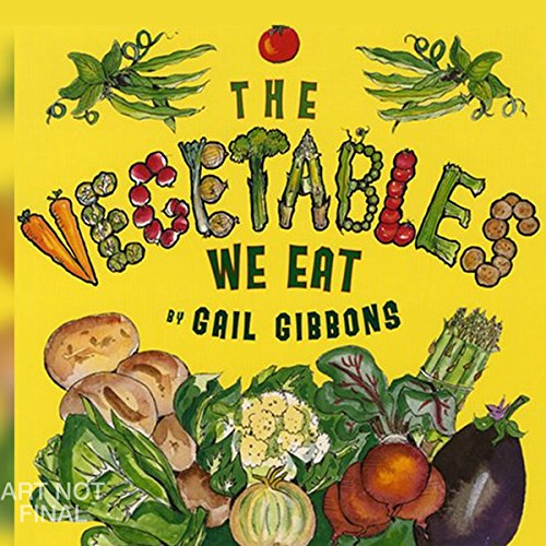 The Vegetables We Eat audiobook cover art