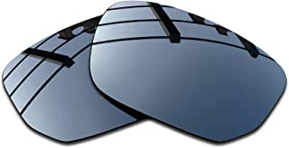 SEEABLE Premium Polarized Mirror Replacment Lenses for Oakley Style Switch OO9194 Sunglasses