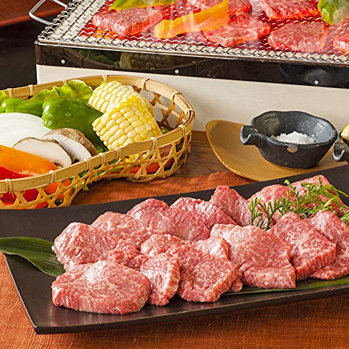[肉贈] 飛騨牛 焼肉 ギフト 特上 赤身 500g イチボ ランプ お中元