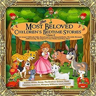 Couverture de The Most Beloved Children's Bedtime Stories Volume II