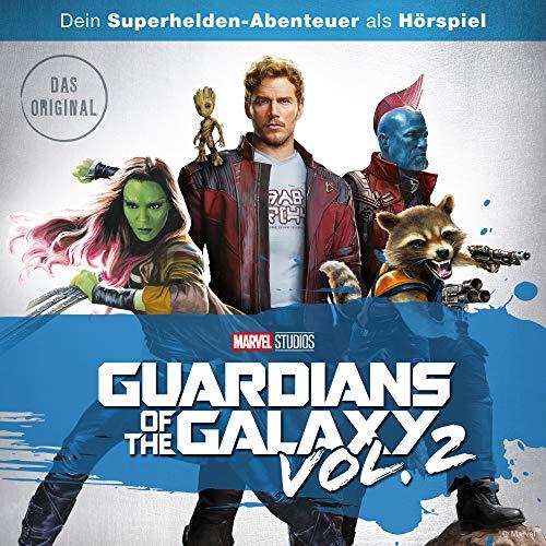 MARVEL Guardians of the Galaxy Vol. 2. Das Original-Hörspiel zum Film Titelbild