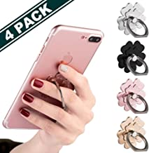Phone Ring Stand [4 Pack] – JCHIEN Universal Phone Finger Ring Grip Stand Holder..